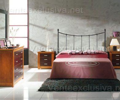 Cabeceros de cama en forja